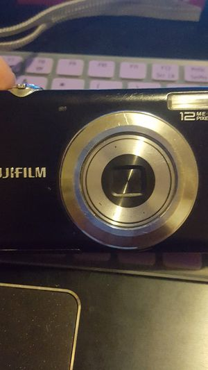 Fujifilm Camera With Battery Charger for Sale in Sanger, CA