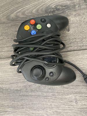 Original Xbox controller for Sale in Jurupa Valley, CA