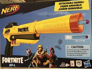 Fortnite nerf gun! for Sale in Roselle, IL