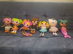 lalaloopsy dolls for Sale in Flagstaff, AZ
