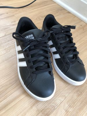 Adidas shoes, barely used in a good condition, I am selling because it doesn't fit at all for Sale in Alexandria, VA