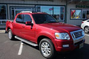 2007 Ford Explorer Sport Trac for Sale in Tacoma, WA