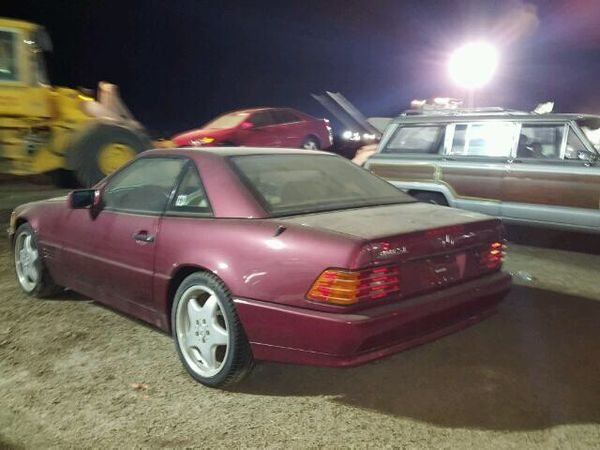 1990 Mercedes R129 300SL for parts parting out SL500 SL320 for Sale in  Irving, TX - OfferUp