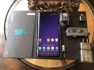 SAMSUNG GALAXY S9PLUS 64GB FACTORY UNLOCKED EXCELLENT CONDITION for Sale in Chicago, IL