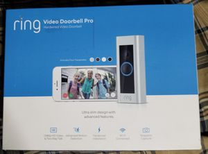 *NEW* Ring Video Doorbell Pro Kit for Sale in Waxahachie, TX