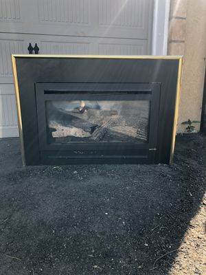Free gas fire insert Old Broadmoor area. 105 Cresta Rd. 80906 for Sale in Colorado Springs, CO