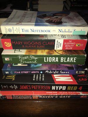 Drama/Thriller book bundle for Sale in Reedley, CA