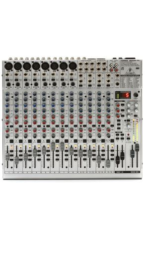 Pro Mixer - Behringer Eurorack for Sale in Riverview, FL