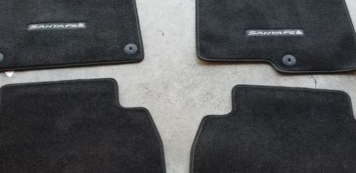 Santa Fe Factory Carpet Floor Mats for Sale in Buckley,  WA