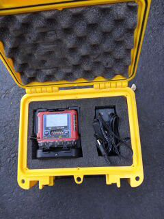 SHORE-TEK GX-2900 MSHA GAS CONFINED SPACE MONITOR 72-0314 MSHA-C for Sale in San Jose, CA