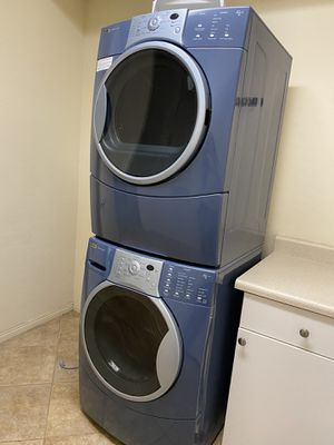 Washer & Dryer set. Kenmore for Sale in Phoenix, AZ