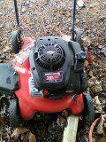 Lawn mower Briggs & Stratton