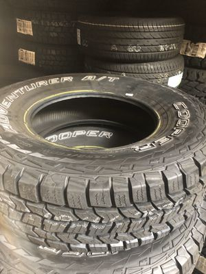 Brand new tires cheap price 4 new tires $200 installed for Sale in Hialeah, FL