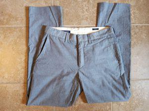 J.Crew Mens Bedford Cotton Linen Dress Pants 31/32 for Sale in Addis, LA