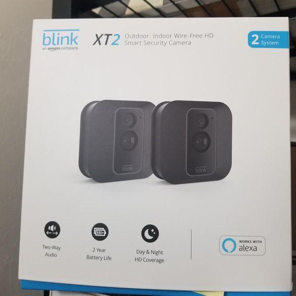 Blink XT2 Security Camera Set