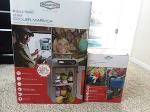 Cooler/ Warmer and Vacuum for Sale in Macon, GA