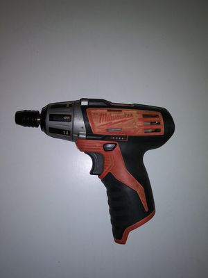 Milwaukee m12 compact driver for Sale in Greensboro, NC