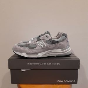 New Balance 992 Grey Size 10 for Sale in Arlington, VA