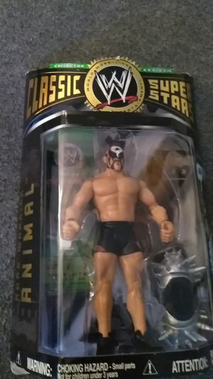 Road Warrior Animal WCW Classic Super Stars for Sale in Shelton, CT