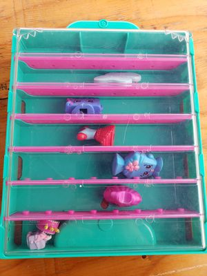 Shopkins with case for Sale in Downey, CA