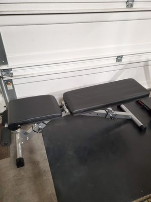 Adjustable Weight Bench NEW for Sale in Las Vegas, NV