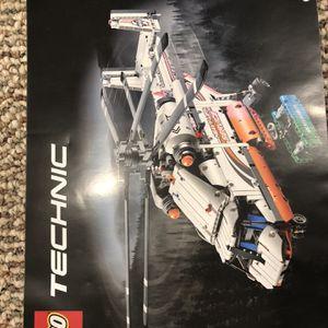 Lego Technic Heavy Loft Helicopter for Sale in Arlington, VA