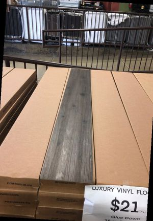 Luxury vinyl flooring!!! Only .67 cents a sq ft!! Liquidation close out! E 9W for Sale in Houston, TX