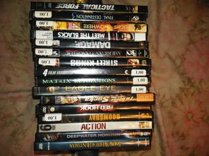 142 DVDs great condition for Sale in Gresham, OR