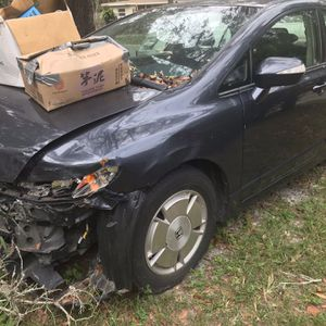 Honda Civic Hybrid 2008 Title In Hand for Sale in Tampa, FL