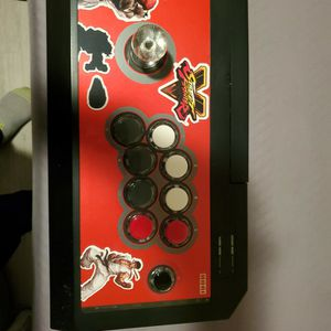 Nintendo Switch AND PC fight Stick. Buttons Are HORI brand for Sale in Hollywood, FL