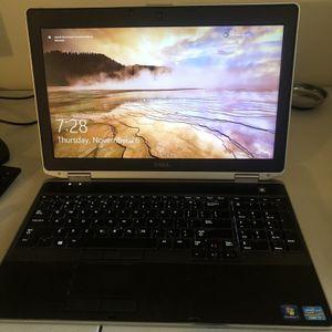 Dell Latitude E6530 Laptop for Sale in Lakeside, CA