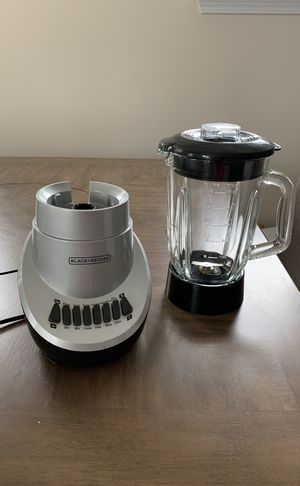 Black and Decker Blender for Sale in Apex, NC