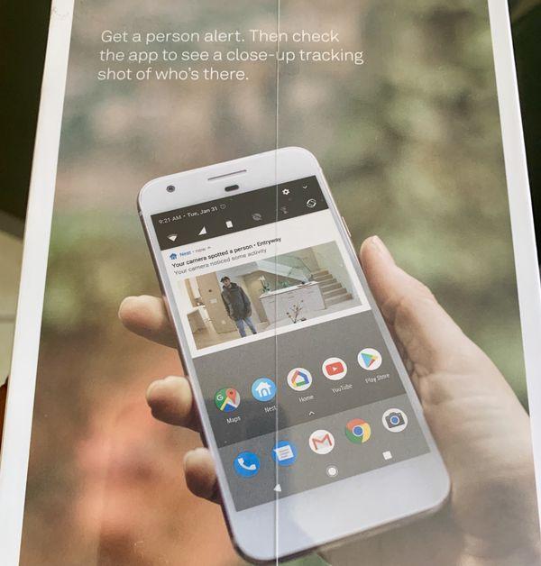 Nest Cam IQ Google Assistant Security Camera Indoor Camera