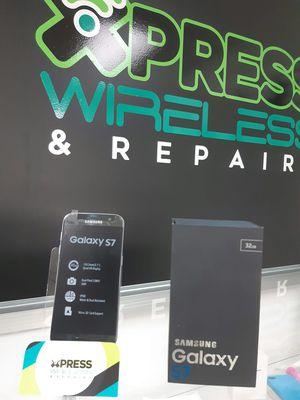 Samsung Galaxy S7 - 32 GB - Unlocked - Somos Tienda for Sale in Miami, FL