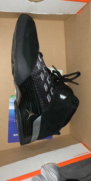 Jordan 17 retro black silver cdp (2008) for Sale in Woodbridge, VA