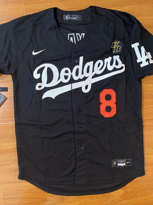 Kobe Bean Bryant Los Angeles Dodgers Lakers NBA MLB Baseball Basketball Jersey 8 24 for Sale in West Covina, CA