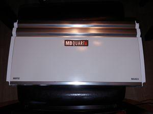 MB Quart 6-channel marine amplifier - excellent condition! for Sale in La Vergne, TN