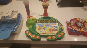 5 kids toys, excellent condition for Sale in Tamarac, FL