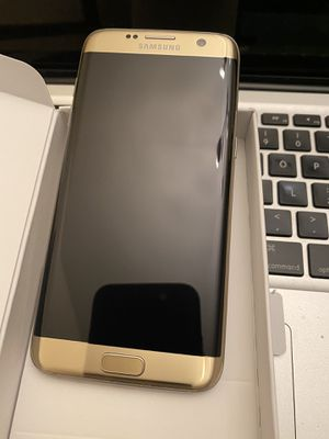 Samsung Galaxy S7 Edge 32Gb Gold Factory Unlocked Any carrier for Sale in San Diego, CA