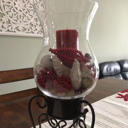 Vase De Metal Y Cristal Princesss House for Sale in Hawthorne,  CA