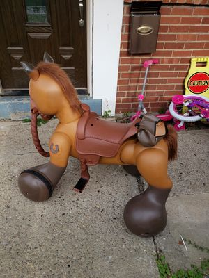 Kids horse toy for Sale in Bridgeville, PA