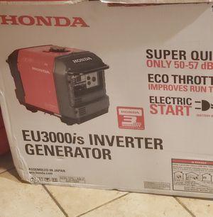 Honda generator for Sale in La Puente, CA