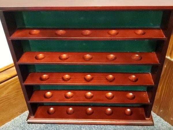25 Golf Ball Display Rack
