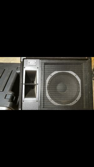 Monitor Speakers (2) and speaker cable for Sale in Alexandria, VA