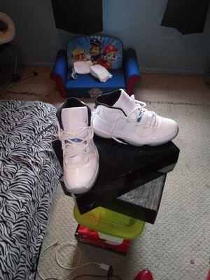 Jordan 11 size 11 worn twice for Sale in Manassas, VA