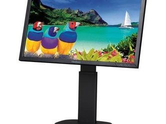 "ViewSonic VG2239M-LED Black 22"" 5ms Full HD 1080P TN Widescreen LED Backlit Monitor, 1000:1, 250cd/m2, USB&VGA&DVI-D Display Port, Built-in Internal S for Sale in Rancho Cucamonga,  CA"