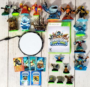 Skylanders Mixed lot of 16 Figures and Swap Force Game and Portal for Sale in Harrisonburg, VA