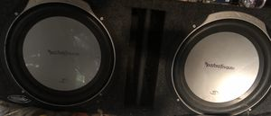 subwoofer,Car Stereo, back up cam, 340 watt amp.. for Sale in Westminster, CO