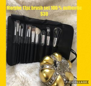 Morphe 11pz brush set 😍100 % aready for pick up now in southgate for Sale in South Gate, CA