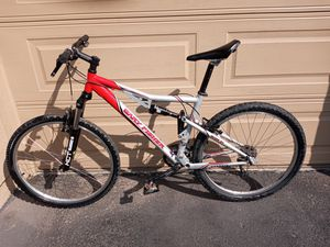 Gary Fisher Sugar 4+ Softail dual suspension mountain bike size M for Sale in Phoenix, AZ